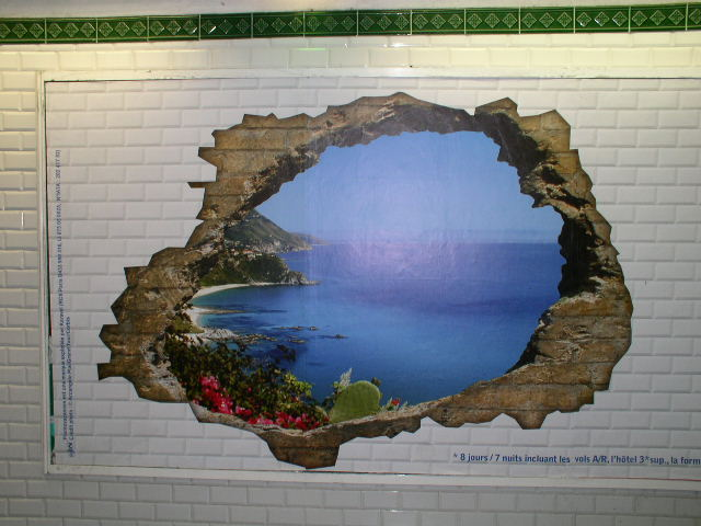 Marre de la pub - Carreaux de faience ...
